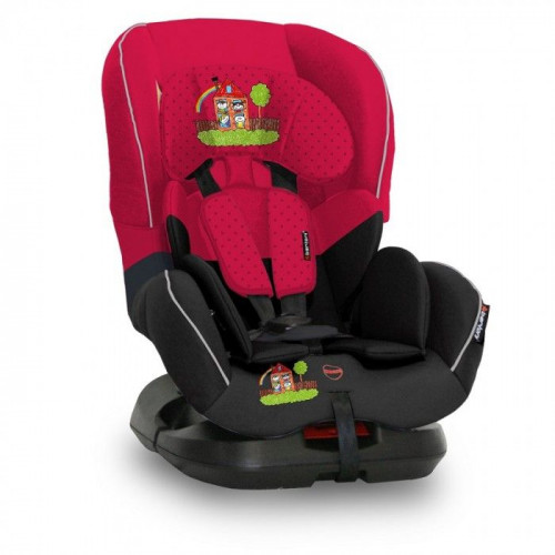 Автокресло Bertoni от 0 до 18 кг Concord Red & Black Family 1856