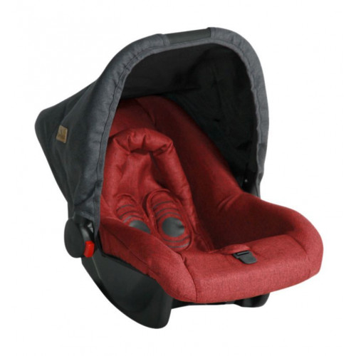 Автокресло Lorelli Z-104 Bodyguard 0-10 кг Red&Black 1800