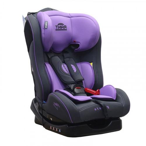 Автокресло Fiesta 0-25кг фиолетовый