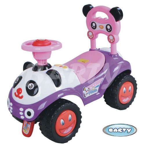 ДЕТСКАЯ КАТАЛКА BARTY BL7601 (фиолетово-розовая)