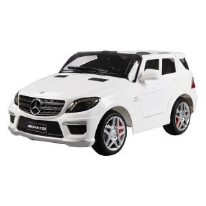 Электромобиль BARTY Mercedes-Benz  ML63 AMG (DMD-168) Белый