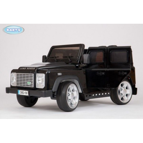 LAND ROVER DEFENDER Черный