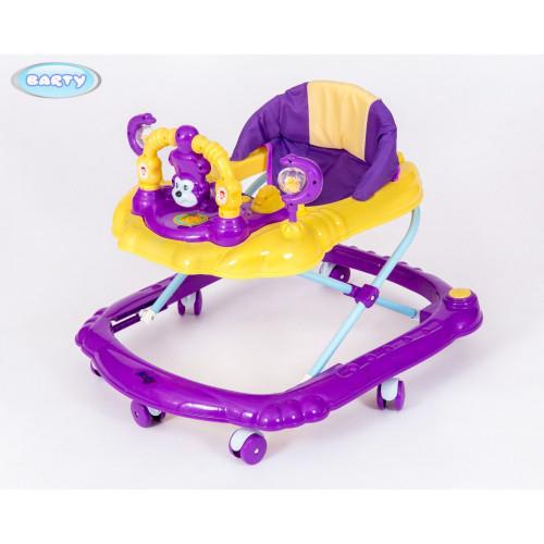 Ходунки BARTY BL303 фиолетовый