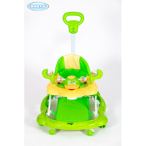 Ходунки BARTY BL315В (ручка управления) зеленый