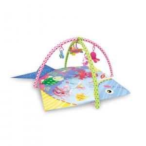 Игровой коврик Bertoni (Lorelli) Океан синий