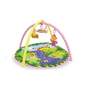 Игровой коврик Bertoni (Lorelli) Райский остров зеленый