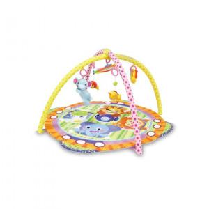 Игровой коврик Bertoni (Lorelli) Сафари желтый