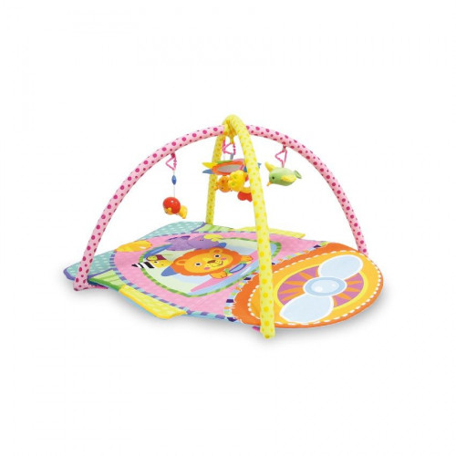 Игровой коврик Bertoni (Lorelli) Самолет желтый