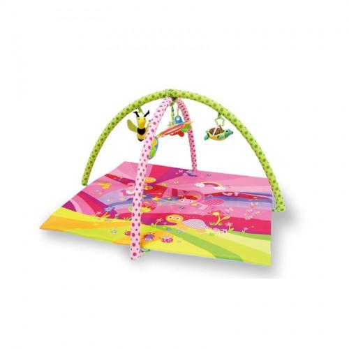 Игровой коврик Bertoni (Lorelli) Сказка розовый