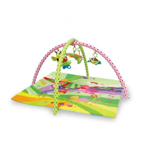 Игровой коврик Bertoni (Lorelli) Сказка зеленый