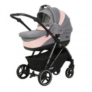 NEO 2в1 Grey-Pink