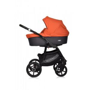 Riko Basic Bella 2в1 оранжево-серый