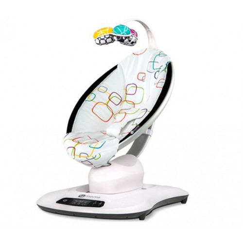 Кресло-качалка МамаРу 4.0 - мультиплюш