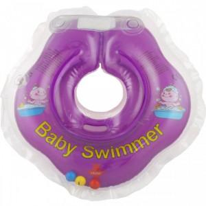 Круг для купания BS02-B фиолетовый