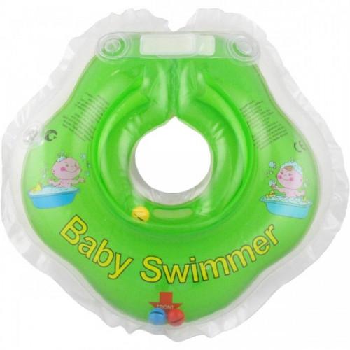 Круг для купания BS02-B салатовый
