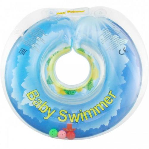 Круг для купания BS12-B голубой