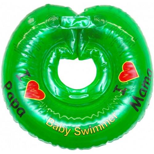 Круг для купания BS12 салатовый