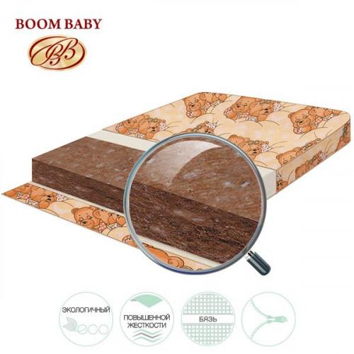 Матрасы на основе натуральной кокосовой койры (50% кокоса, 50% нетканное волокно). Би кокос классик К08