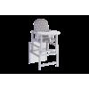 Стол стул трансформер Гном серый