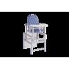 Стол стул трансформер Гном синий