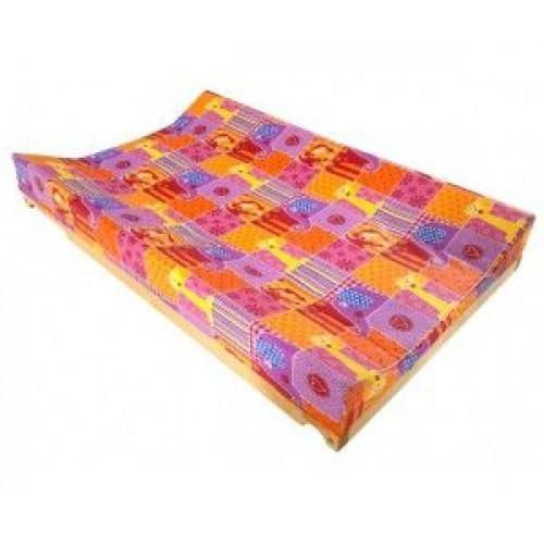 Гном Накладка для пеленания на кроватку лимпопо