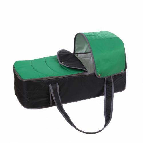Люлька-переноска для коляски Ярославль зеленый