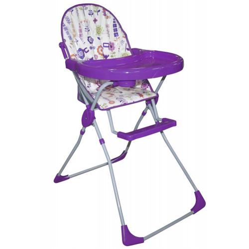 Стульчик для кормления Selby 152 фиолетовый