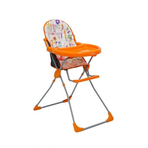 Стульчик для кормления Selby 152 оранжевый