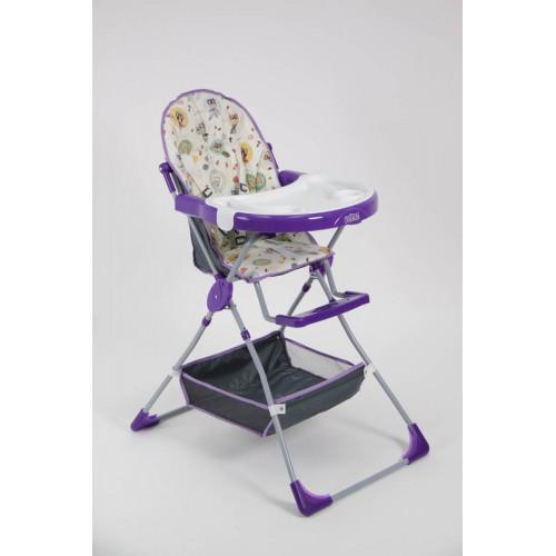 Стульчик для кормления Selby 252 фиолетовый