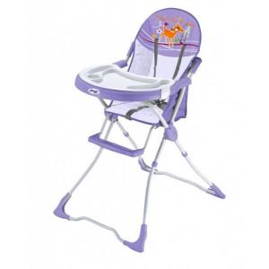 Детский стульчик для кормления Barty-BRIG фиолетовый