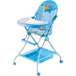 Детский стульчик для кормления Barty-Elevan голубой