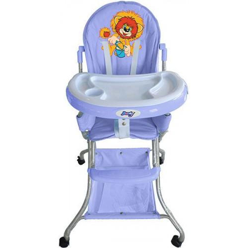 Детский стульчик для кормления Barty-KIDS 8013 фиолетовый