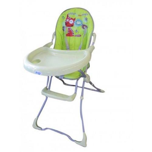 Детский стульчик для кормления Barty-TOMI зеленый