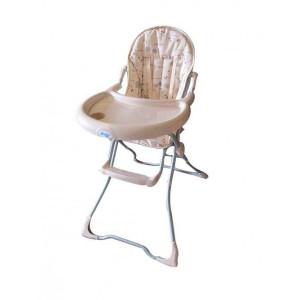 Детский стульчик для кормления Barty-TOMI бежевый