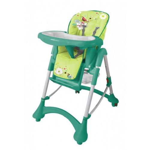 Детский стульчик для кормления Barty GI-9 зеленый