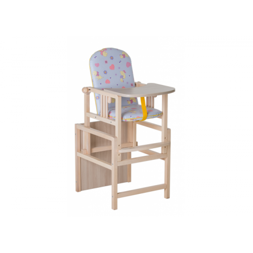 Стол стул трансформер Гном синий утки