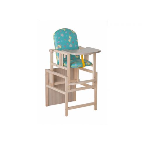 Стол стул трансформер Гном зеленый утки